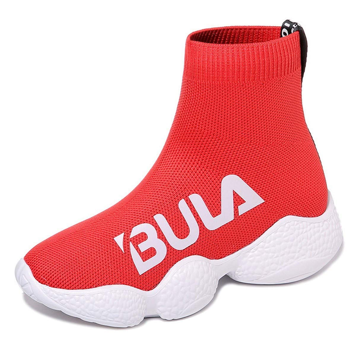 SFSYDDY Chaussures Populaires Wohommes Sports Chaussures Chaussettes Chaussures Baitao édition Coréenne Thirty-six gules