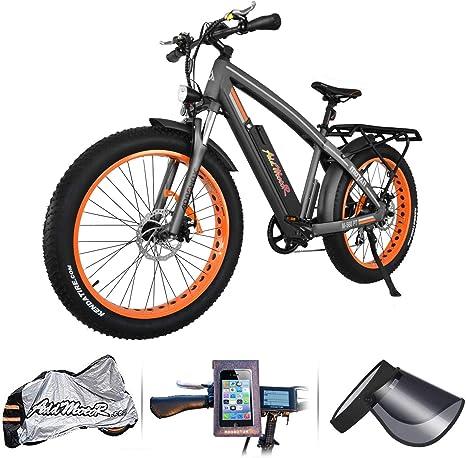 26 Inch Addmotor MOTAN Electric Bike