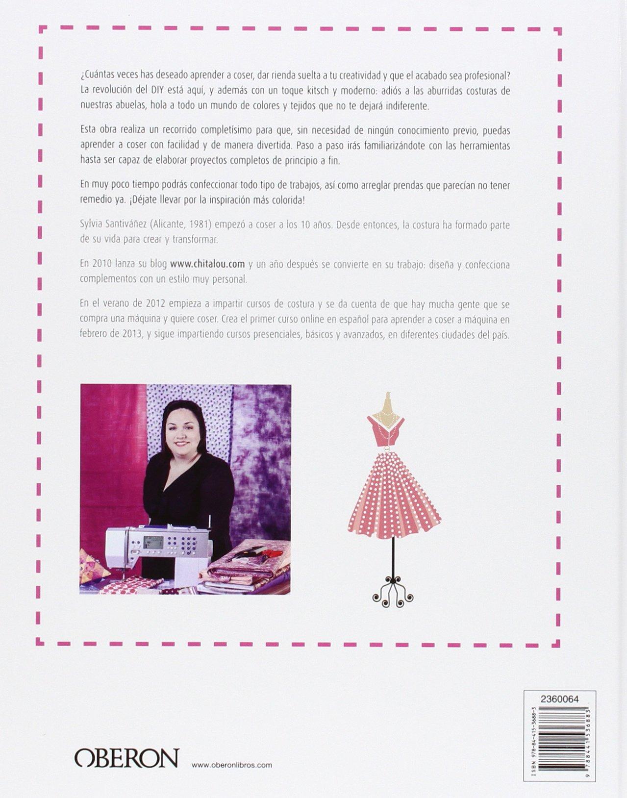 Costura creativa (Libros Singulares): Amazon.es: Sylvia Santiváñez ...