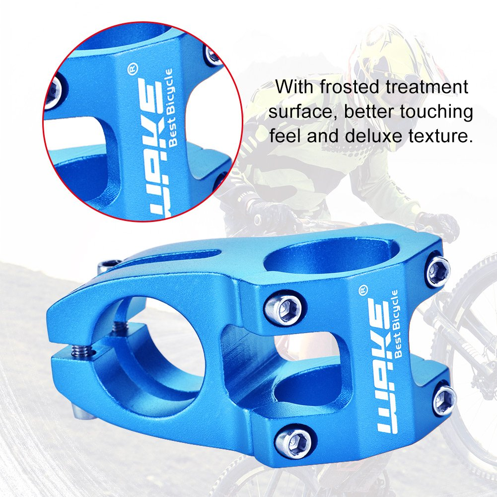 Aluminum Alloy Bicycle Fixed Stem Cycling Replacement Accessory Dilwe Bike Handlebar Stem