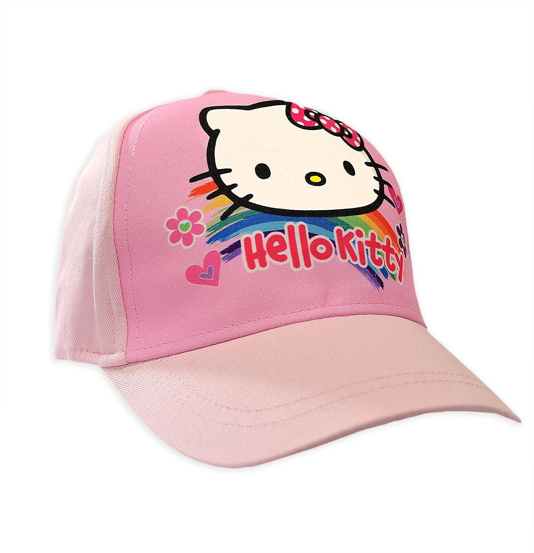 23bb6f6b3307 Envio gratis Diseño de sol para niños de Hello Kitty Gorra de ...