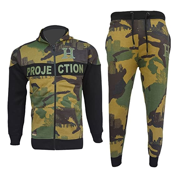 better wholesale sales latest discount A2Z 4 Kids® Enfants Garçon Survêtement HNL Camouflage Mode ...
