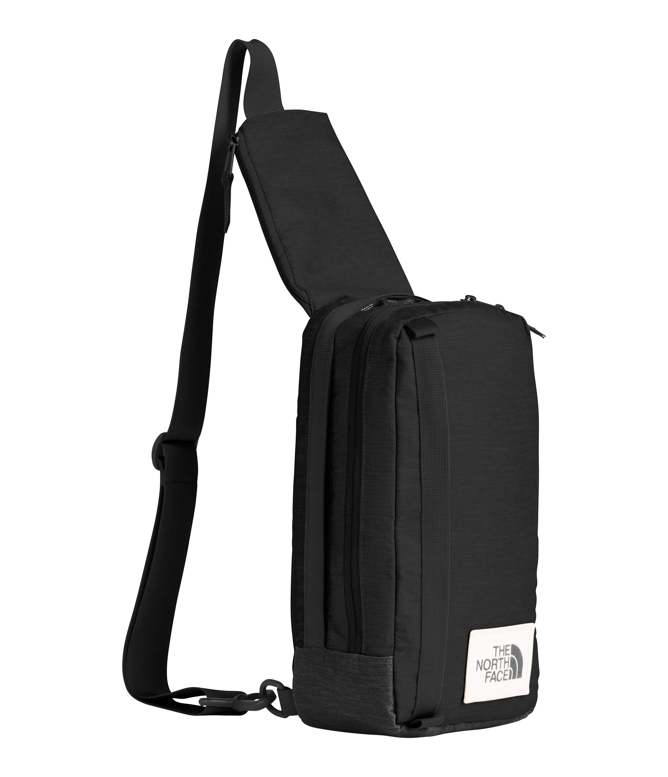 The North Face Field Bag, TNF Black Heather, OS by The North Face