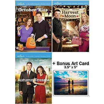 Amazon com: Hallmark Channel Fall Romance Collection: 3