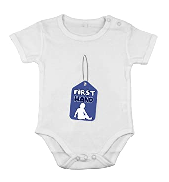 4c18d37b3 Body-soul-n-spirit Baby Newborn Cotton Clothing Short Sleeve Romper ...