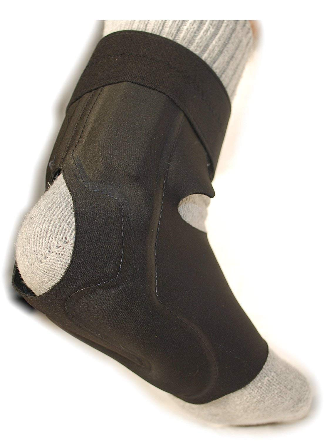 Ortho Heal Pneumatic Daytime Brace for Plantar Fasciitis, Heel Pain Relief, and Achilles Tendonitis Support Medium  B00O80312C