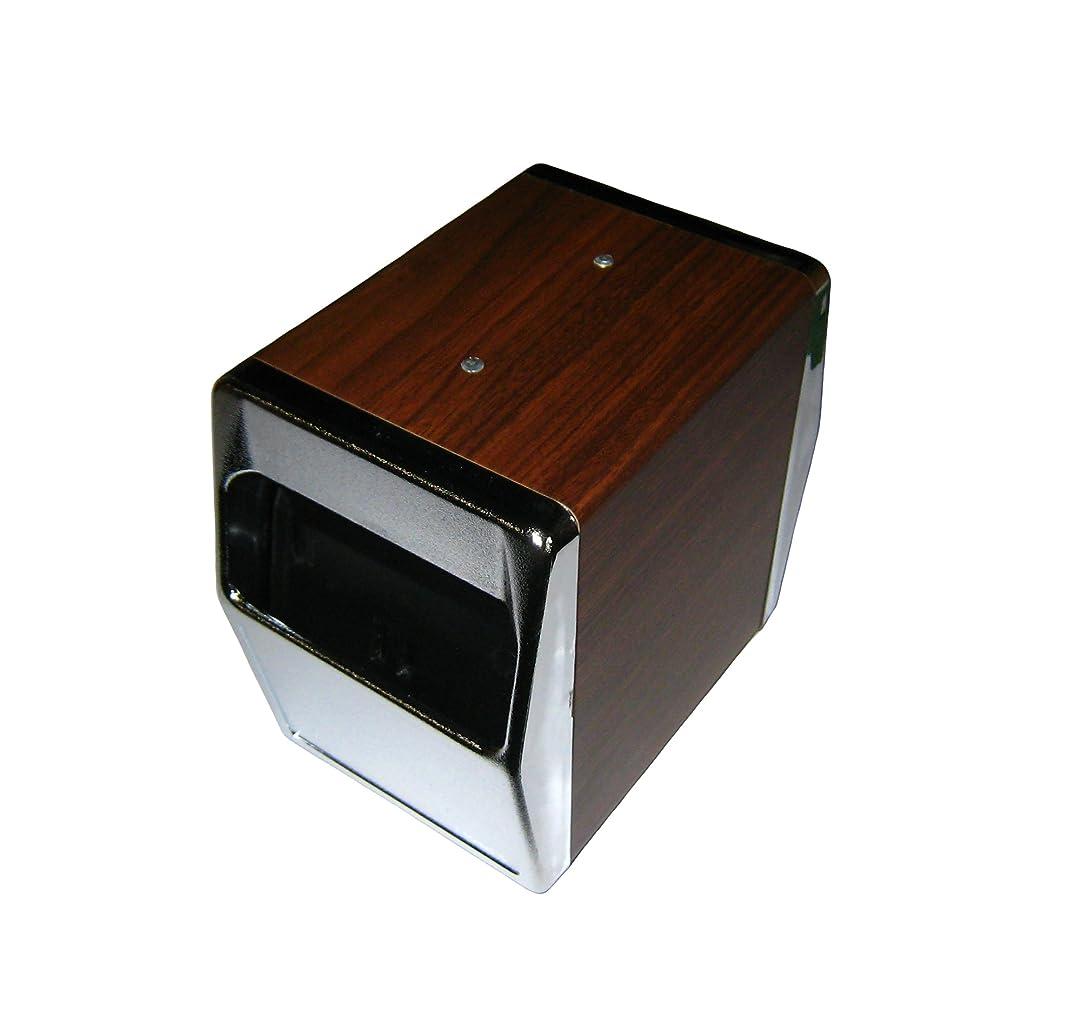 色教師の日の量InterDesign 紙ナプキンホルダー Buco サテン 95085EJ