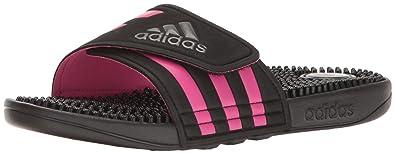Adidas Originals  mujers' zapatos adissage Slide sandalias, negro / noche
