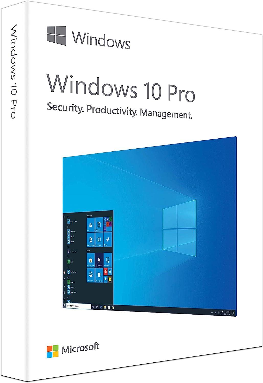 English Windows 10 Pro USB Flash Drive Windows 10 Pro 64 Bit USB 1 PC USB Windows 10 Professional 64bit USB Flash Drive English Full Version 32 /& 64 Bit