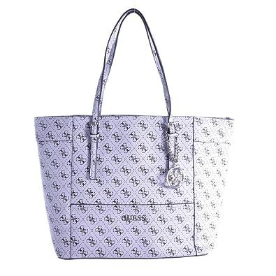 3ebb41131122 Delaney Guess Handbag Medium Classic 125 HWSQ4535230 Chalk CHL Women s Bag   Amazon.co.uk  Shoes   Bags