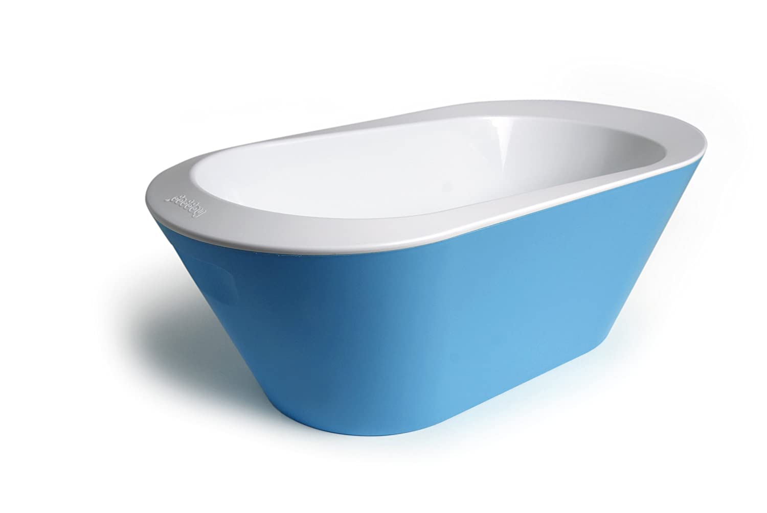 Amazon.com : Hoppop Bato Bath Tub, Aqua : Baby Bathing Seats And ...