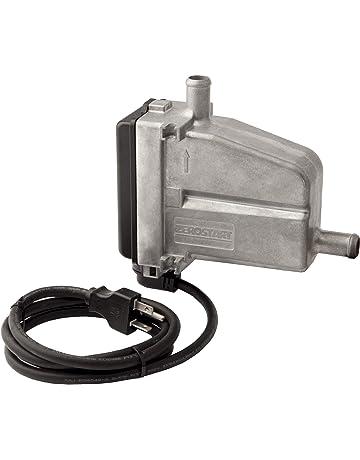 CSA Approved 120 Volts 750 Watts Zerostart 3308001 Series 8000 Light Duty Circulation Heater 5//8 Diameter Inlet//Outlet