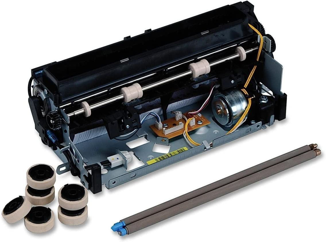 T644 T642 Replacement for Lexmark 40X0100 Works with: Optra T640 On-Site Laser Compatible Maint Kit New Build