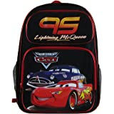 Officially Licensed Disney Pixar Cars Backpack - Lightning McQueen and Doc Hudson