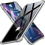 Beikell Cover per iPhone XR, Custodia Trasparente Protettiva per iPhone XR - Ultra Sottile Leggero TPU Silicone Caso, Anti Scivolo e Antiurto