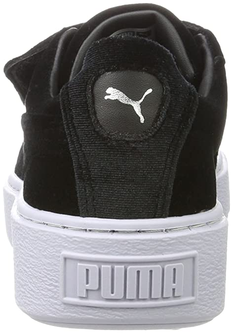Puma Damen Basket Platform Strapvr Sneaker