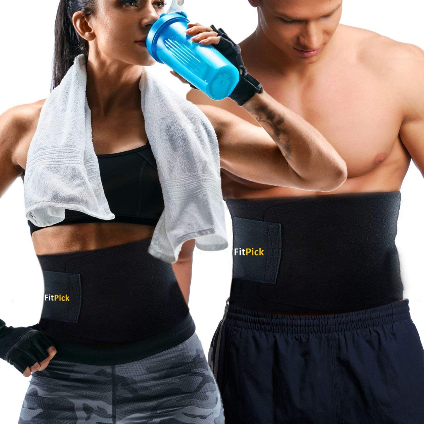 a334500842cd8 Best Rated in Exercise   Fitness Waist Trimmers   Helpful Customer ...