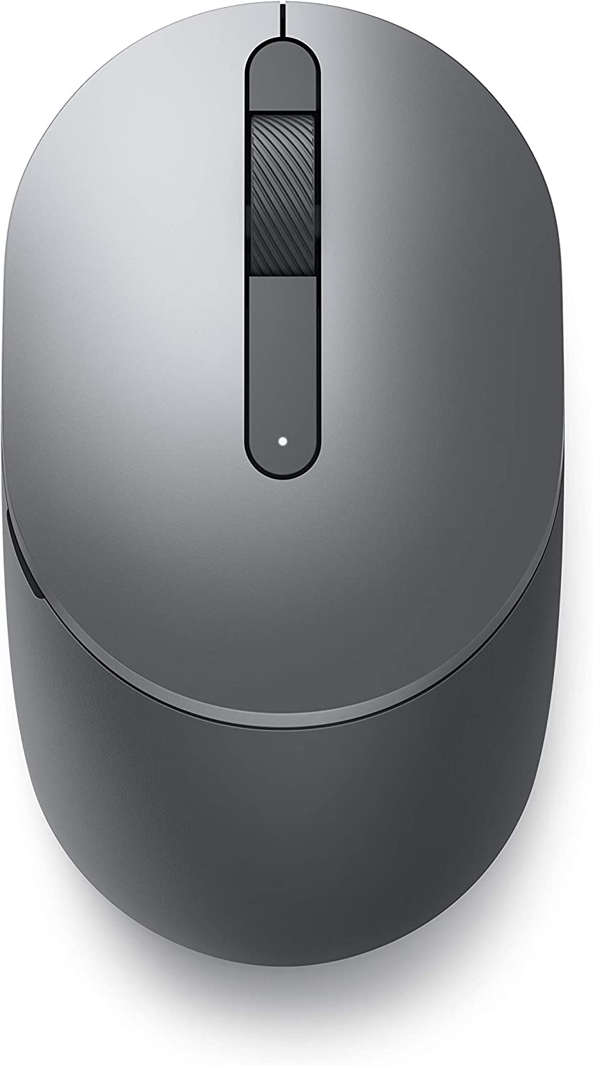 Mobile Wireless Mouse - MS3320W - Titan Gray