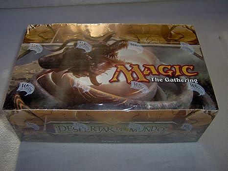 Magic The Gathering worldwake Booster Pack Box (Idioma ...