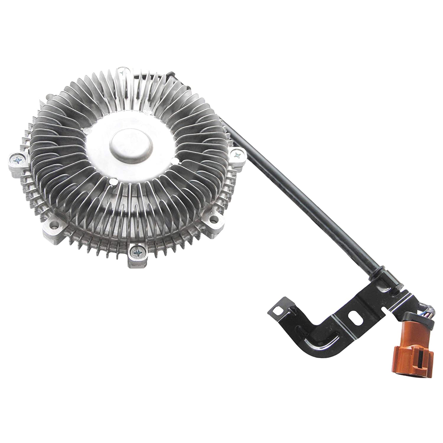 2007-2010 Ford Explorer Sport Trac Replaces 7L2Z8A616A 3263 BOXI Engine Cooling Thermal Fan Clutch for 2006-2010 Ford Explorer 2006-2010 Mercury Mountaineer 4.0L V6 // 4.6L V8