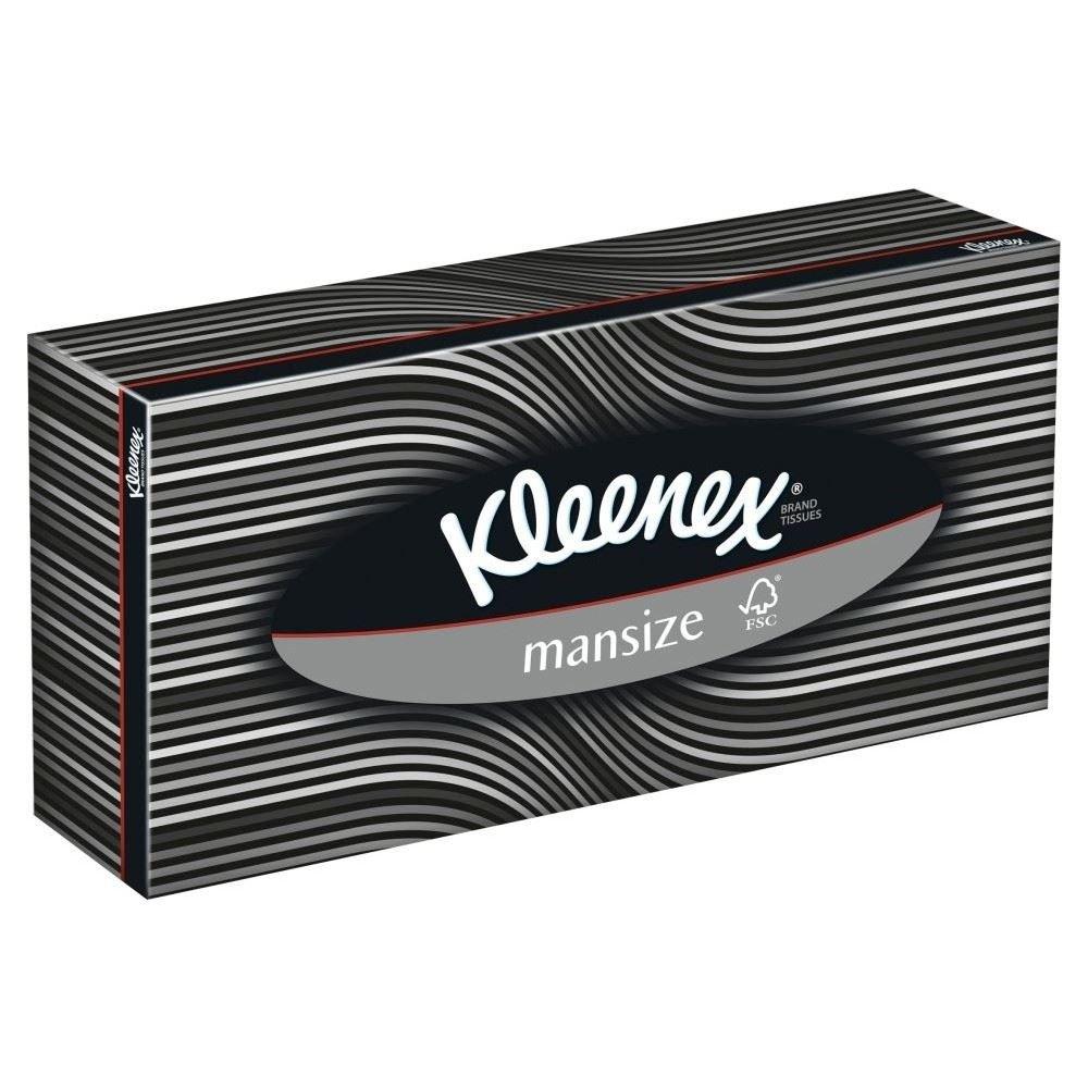 Amazon.com : Kleenex Mansize Facial Tissues (100) : Beauty