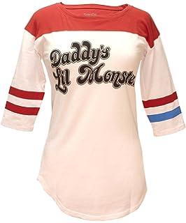 Amazon.com: Suicide Squad Harley Quinn Womens Juniors ...