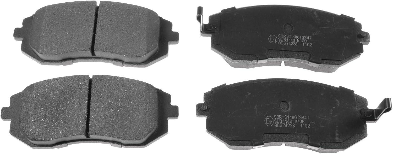 Blue Print ADH24247 Brake Pad Set pack of four