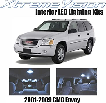 Amazon Com Xtremevision Interior Led For Gmc Envoy 2001 2009 9