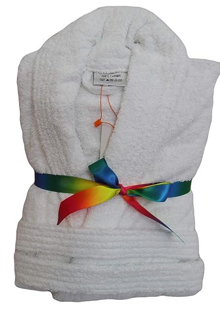 Dressing Gown  Bathrobe  Terry Towelling Adults Shawl Collar. Plush ... 3981a3ce6