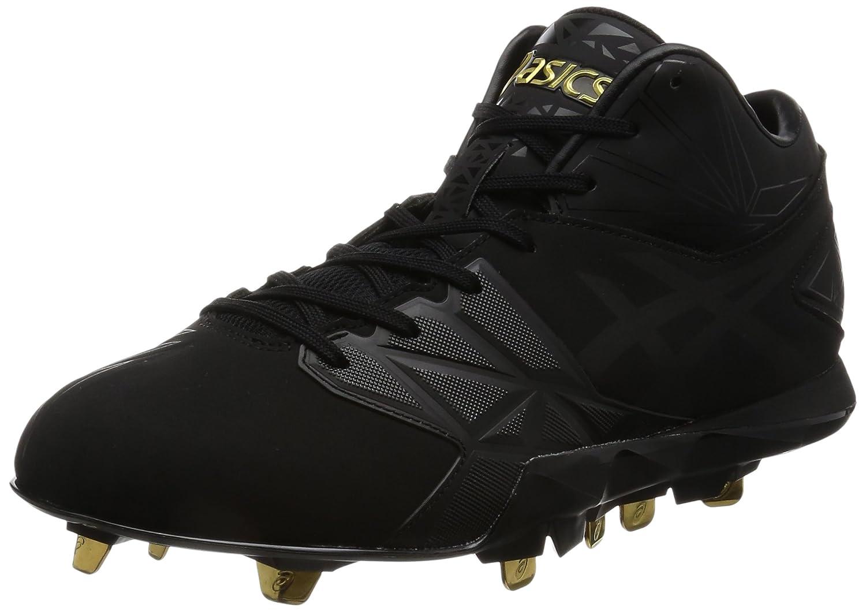 [アシックス] 野球スパイク ゴールドステージ SPEED AXEL SG(現行モデル) B01MV0EQX5ブラック/ブラック 26.5 cm