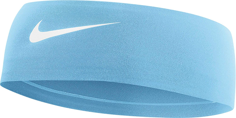 NIKE Girls Fury Headband 2.0 (Blue Chill)  Amazon.in  Sports ... 47ed3c799a3