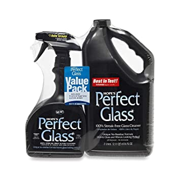 Hope's Perfect Glass Car Window Cleaner