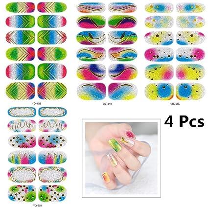 Transferencia pegatinas Tatuaje falso Pegatinas de uñas para niñas ...