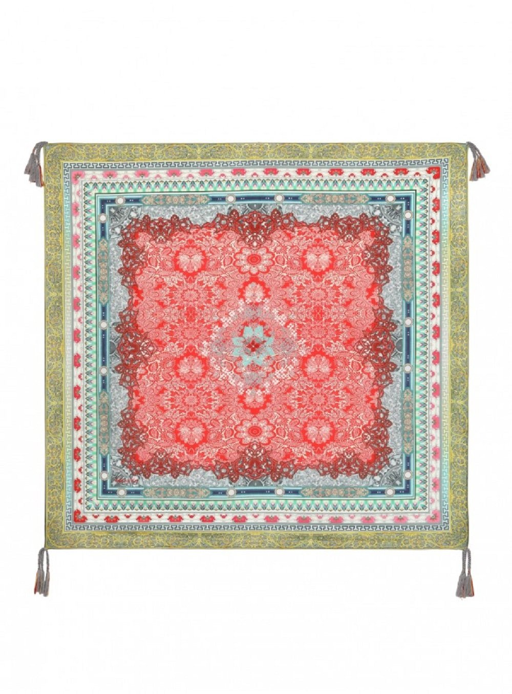 Johnny Was Women's Annabelle Scarf, multi, O/S by Johnny Was