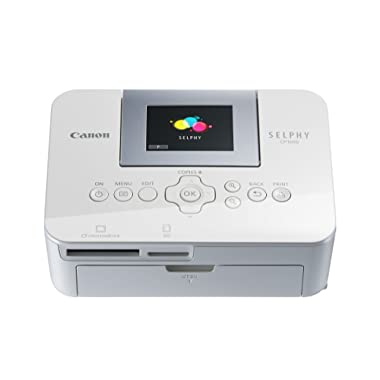Canon 0011C010 Selphy CP1000 Photo Printer White (international)