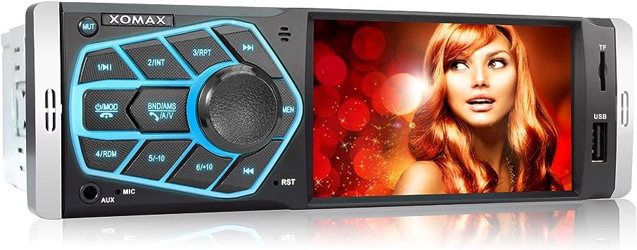 Xomax Xm V418 Autoradio Mit 4 1 Elektronik