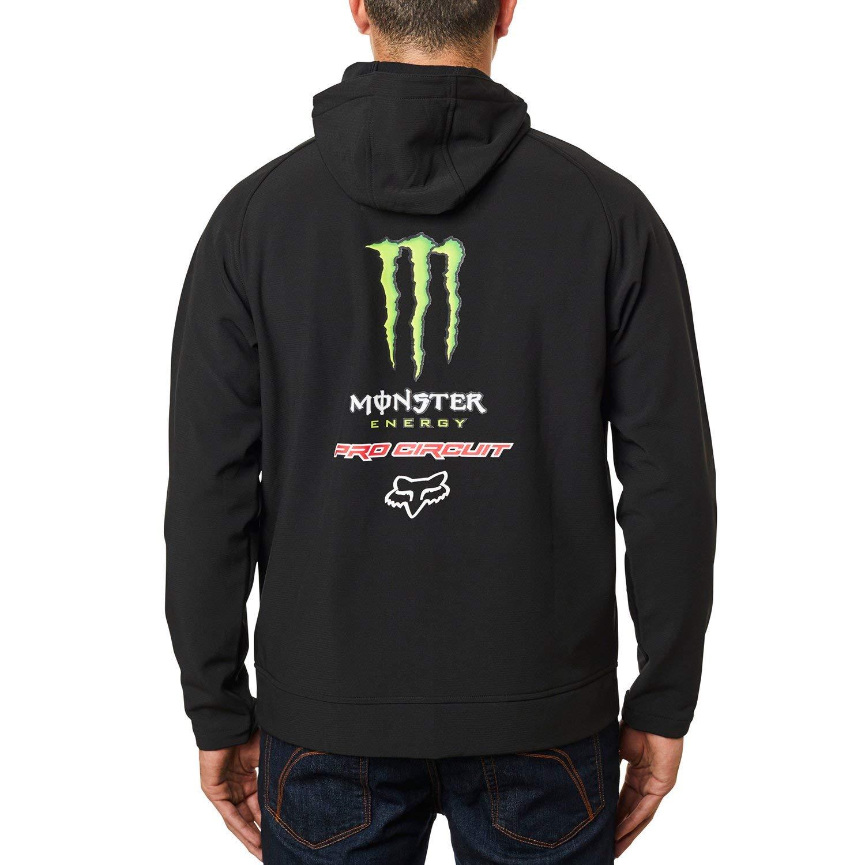 Fox Racing Monster Pro Circuit Bionic Jacket: