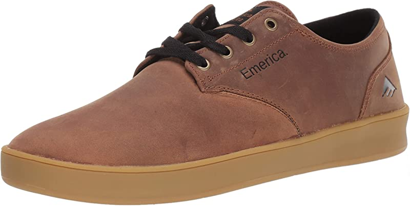 Emerica The Romero Laced Sneakers Herren Braun (Brown/Black/Tan)