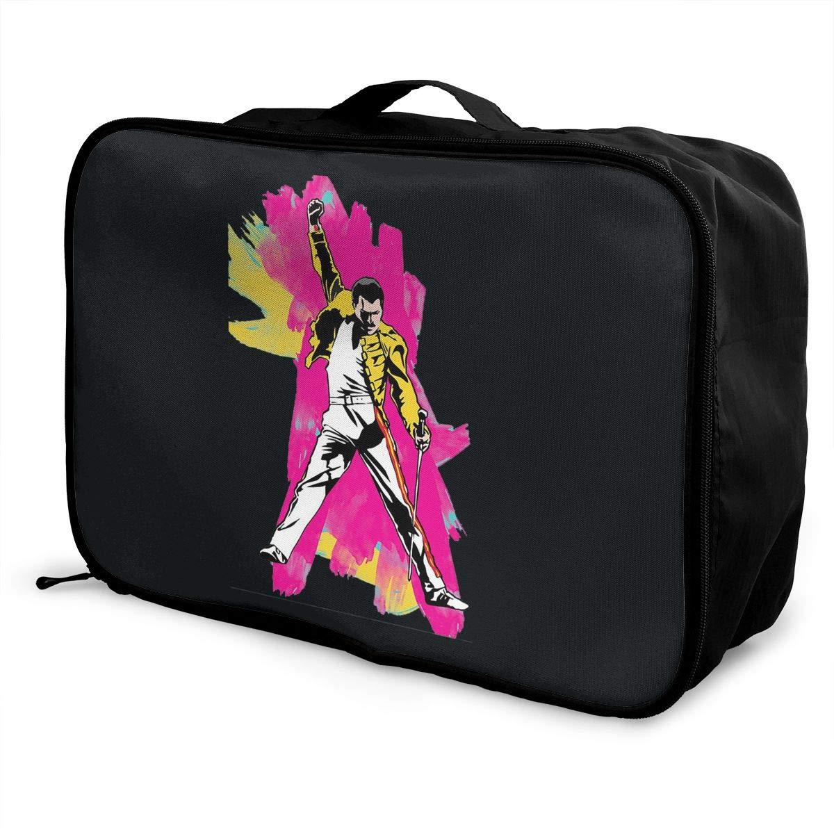 Mdaw232nda Travel Luggage Storage Bag,Packing Cubes Travel Duffel Bag Handle Makeup Bag Large Capacity Portable Luggage Bag