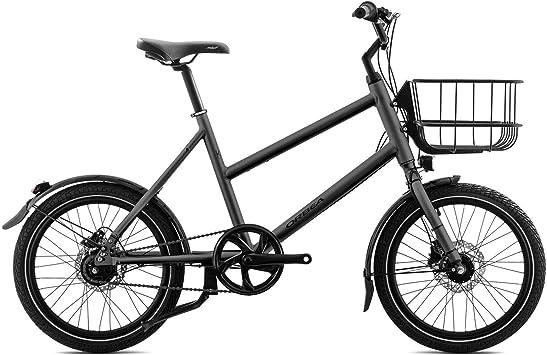 Orbea katu 20 City Bike Bicicleta 1 marchas Shimano Ciudad de aluminio frenos de disco cesta Luz, i443, color negro, tamaño talla única: Amazon.es: Deportes y aire libre