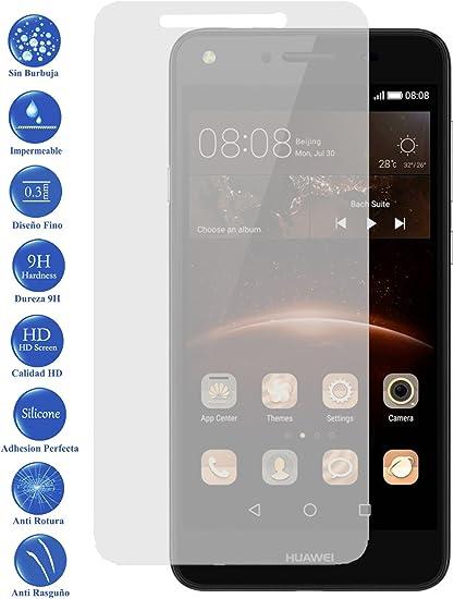 Todotumovil Protector de Pantalla Huawei Ascend Y5 II 2 de Cristal ...