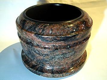 designgrab Exclusiv Grab Cuenco Diámetro 25 cm de granito de ...