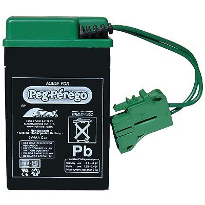 Peg Perego 6 Volt Battery: Toys & Games