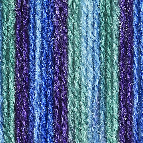 Patons  Decor Yarn - (4) Medium Worsted Gauge  - 3.5oz -  Mountain Top  -   For Crochet, Knitting & Crafting by Patons (Image #2)