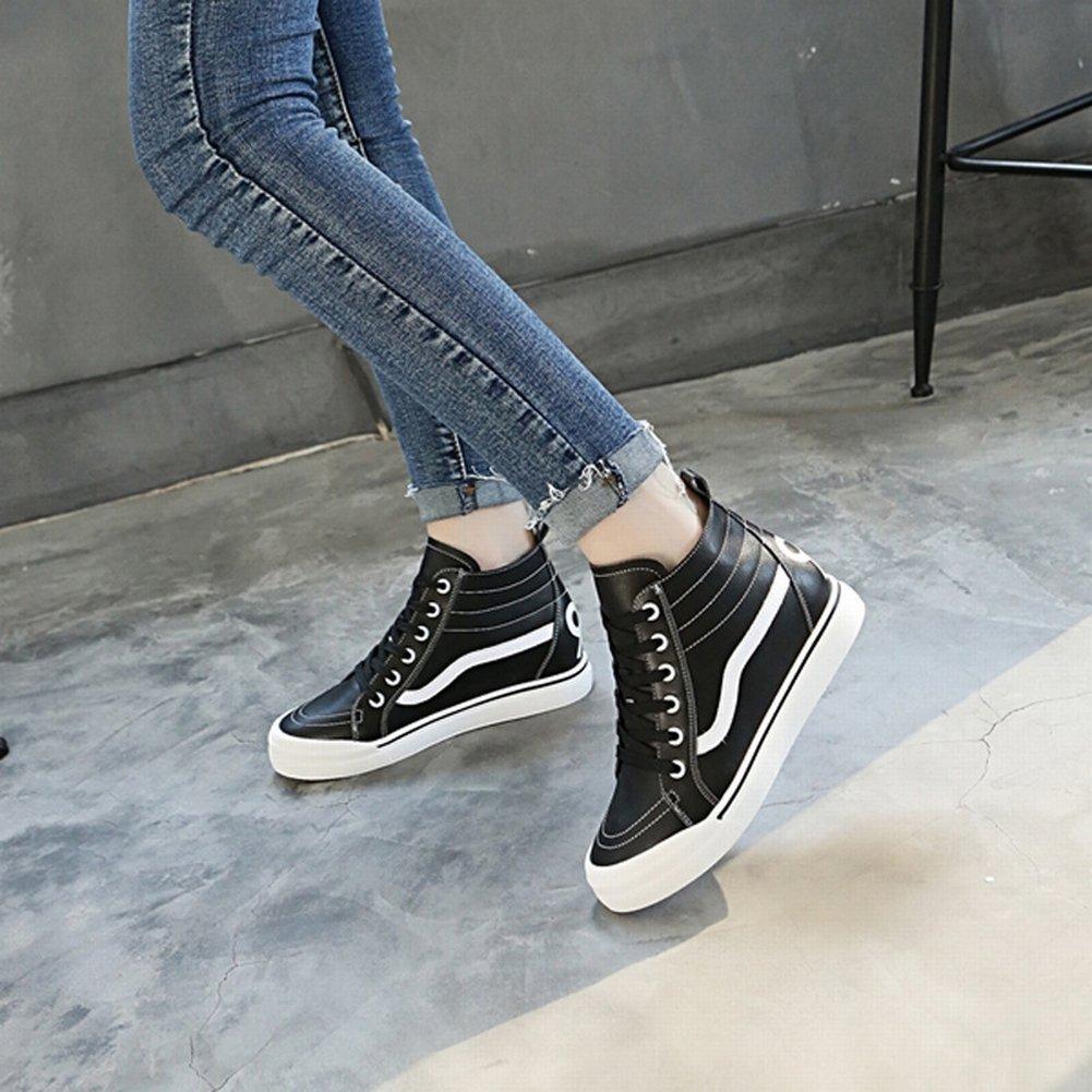 Damenschuhe, Sportschuhe, Allgleiches, Einzelne Schuhe, Flache Schuhe, Hohe Schuhe, Schuhe, Schuhe, Schuhe , schwarz , EUR38
