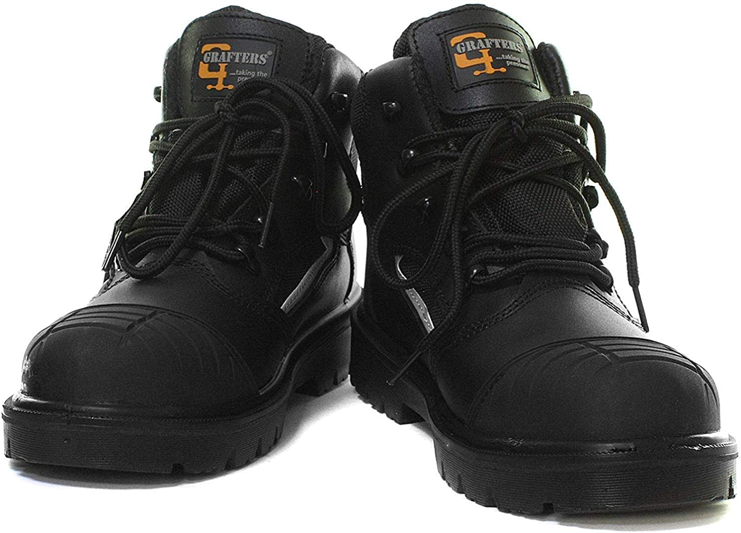 mens S3 hiker type safety boots jontex waterproof /& breathable membrane size 6