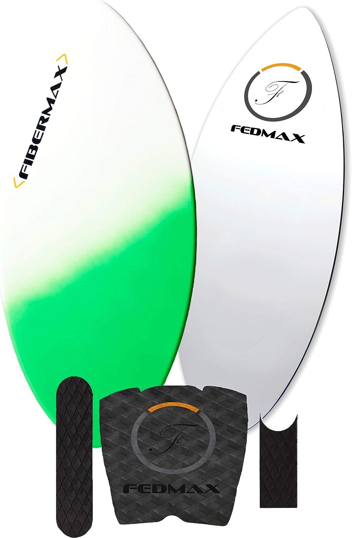 Fedmax Hybrid Fiberglass Skimboard