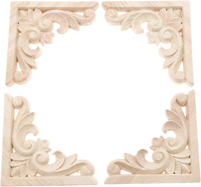 Top 9 2 Wood Mini Appliques For Furniture
