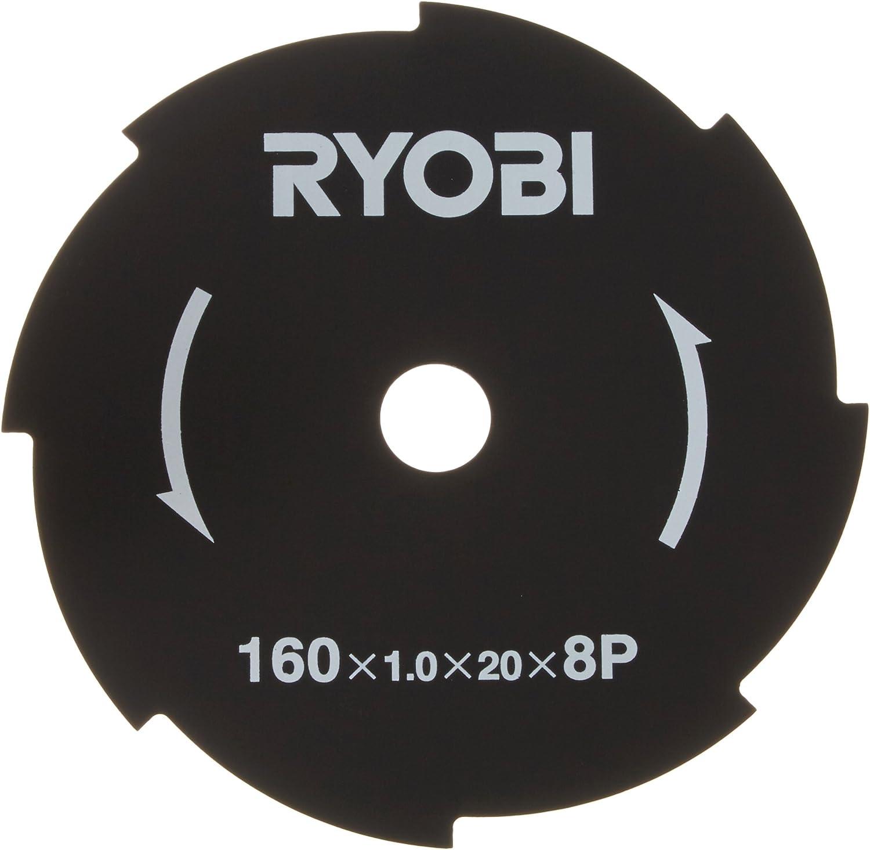 リョービ(RYOBI) 金属8枚刃 刈払機用 160×20mm