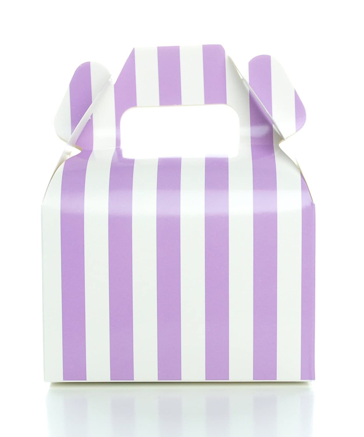 Amazon.com: Party Favor Boxes, Purple Gift & Candy Boxes, 36 Pack ...